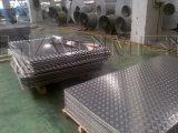 미끄럼 증거 알루미늄 Checkered 격판덮개 (1050년, 1060년, 3003, 5052)