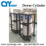 산업과 의학 질소 산소 이산화탄소 가스 Dewar 실린더