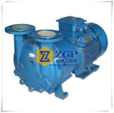 bomba e compressor líquidos industriais de vácuo do anel da água do aço 2bec inoxidável