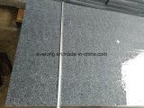 A Impala chineses G654 em granito preto, Mosaico de granito exterior para o comércio por grosso