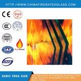 Vidrio clasificado del fuego para las puertas y Windows (EI30)