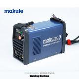 Machine de soudure électrique d'inverseur de mini arc de C.C 200AMP de Makute