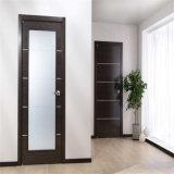 Porta de madeira interna do PVC, porta de madeira