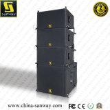Vr10&S15 10 Zoll-Oberseiten und 15 Zoll-Vorzeile Reihen-Systeme mit DSP Verstärker-Baugruppe