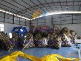 Nuovo camuffamento 45 carbonili gonfiabili di Paintball dell'aria del Sup