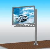 Formato de bandeira para Outdoor LED Backlight Display Publicidade