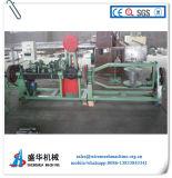 Doppelte Strang-Stacheldraht-Ineinander greifen-Maschine/Stacheldraht, der Maschine herstellt