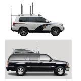 Jammer GPS&Nbsp трутня наивысшей мощности 600W 4-8bands; Jammer Signal&Nbsp; Jammer до 2500m