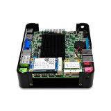 Faisceau sans ventilateur duel de quarte d'Intel J1900 de PC de réseau local mini