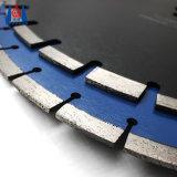 De laser Gelaste Concrete Scherpe Bladen van de Diamant voor Verkoop