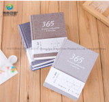 2018学校供給のカスタム印刷のハードカバーのペーパーノート