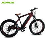 Hot vente Nice Cheap Montagne Vélo électrique avec fourche à suspension