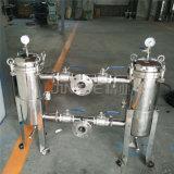 De DuplexFilter van het roestvrij staal voor Sap