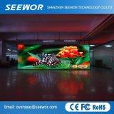 Bonne recherche P3mm HD pleine couleur intérieure mur vidéo LED pour la publicité et même