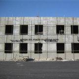 한국을%s 경량 건설물자 EPS 시멘트 샌드위치 벽면