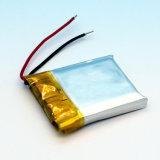 Bloco liso da bateria do Li-íon do polímero 3.7V para o fone de ouvido de Bluetooth