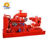 Abrasión en la lucha contra incendios anticorrosión de motor Diesel de centrífugas bomba de agua