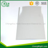 Tarjeta/poste laminados de la alta presión que forma HPL