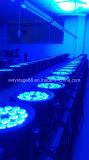 Escenario al aire libre Light 18PC*18W Rgbwauv 6 en 1 LED de luz PAR
