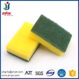 (YF-SP14) Récureur respectueux de l'environnement d'éponge de nettoyage de cuisine