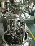 Máquina de emulsión del vacío cosmético de la crema corporal de Guagnzhou