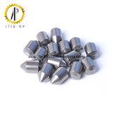 La certificación ISO9001 Los botones de la minería de carburo de tungsteno