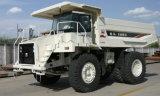 Terex autocarro con cassone ribaltabile di estrazione mineraria di 50 tonnellate da vendere