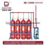 Het milieu BrandblusSysteem Gemengde Gas die van het Gas Ig541 vullen