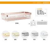 Шкаф полотенца металла яруса алюминия 3 ванной комнаты многофункциональный (C6205)