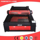 Tagliatrice del laser del CO2 di watt della grande scala 150W per tessuto con l'alimentazione automatica