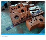 中国の延性がある鉄の砂型で作り、機械化ベース