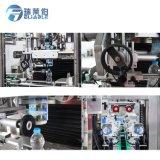 Funda de botella pequeña de control PLC de la máquina de etiquetado retráctil