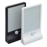 Großhandelssolarbewegungs-Fühler-Garten-Sonnenenergie-Lampe der produkt-6 LED