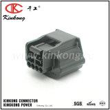 Connecteur femelle imperméable à l'eau d'automobile électrique de Pin des marchandises 4 d'importation de Kinkong
