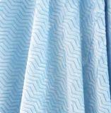 Модные жаккард полиэстер фланелевая подкладка из флиса офсетного полотна