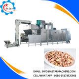 Correia de malha contínuo máquina de torrefacção de amendoim do secador