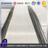 N° 1 de la surface de SUS316L Tôles en acier inoxydable
