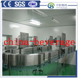 Автоматическая Высокоэффективные Cgf24-24-6 стеклянную бутылку воды машина/3-в-1 питьевой воды завод по переработке