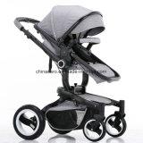 2017 neuer Entwurfs-Luxuxfalten-Baby-Spaziergänger mit europäischem Standard