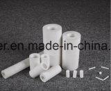 Cartouche filtrante en plastique poreuse agglomérée du PE, PA, PTFE, PVDF à vendre