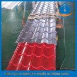 건물을%s 강철 물결 모양 색깔 루핑 장