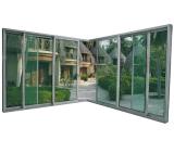 Профессиональный температурный сломанных алюминиевые раздвижные двери в Китае