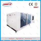 Unidade embalada no último piso do condicionador de ar portátil com Rodas
