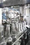 Carbonatadas chispear completa Máquina de Llenado de agua