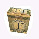 boîte matérielle réutilisée par 3-Ply à vin de papier de carton