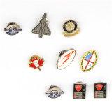 Distintivo su ordinazione di Pin dello smalto del risvolto di Pin di metallo del distintivo su ordinazione in lega di zinco di Pin