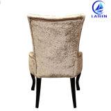 중국 호화스러운 작풍 앙티크 의자는 고품질을%s 가진 목제 의자를 모방했다