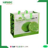 環境に優しく再使用可能な薄板にされた非編まれたショッピング・バッグ