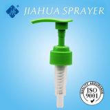 Angepasst farbige, flüssige Seifen-Zufuhr-Plastikpumpe für Handreinigung und Shampoo, mit großer Einleitung-Kinetik (JH-03M, 28/410)