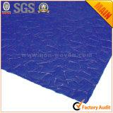 Numéro non-tissé 33 de papier d'emballage de cadeau de fleur bleu-foncé